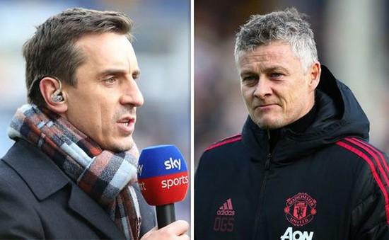Gary Neville khuyên người hâm mộ Manchester United nên kiên nhẫn