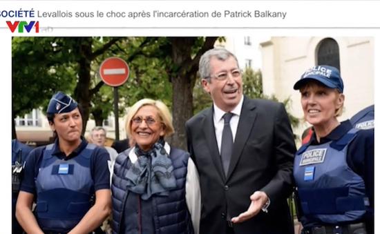 Pháp: Thị trưởng thành phố Levallois đi tù vì tội tham nhũng
