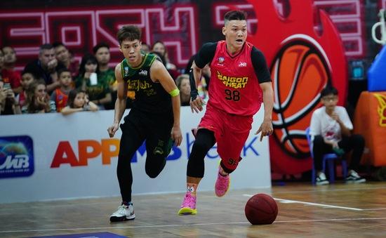 VBA Finals 2019 - game 4: Saigon Heat cân bằng tỉ số 2 - 2
