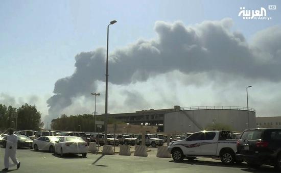 Nga, Trung Quốc kêu gọi thận trọng về vụ tấn công ở Saudi Arabia