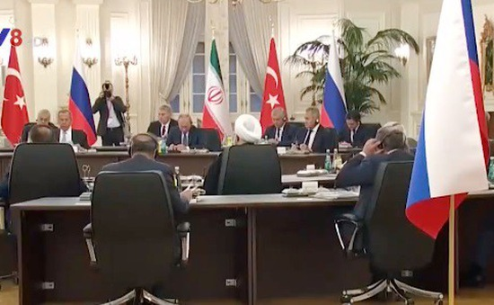 Nỗ lực thúc đẩy tiến trình chính trị tại Syria