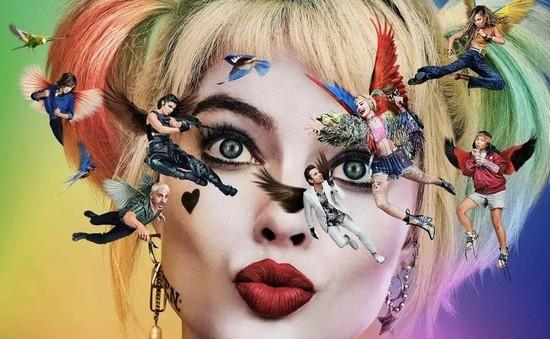 """Phim mới về Harley Quinn """"Birds of Prey"""" hé lộ poster"""