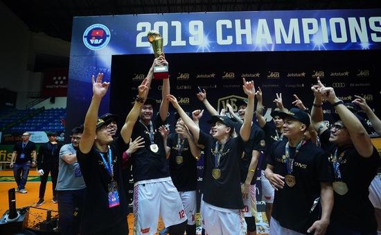 VBA Finals 2019 - game 5: Saigon Heat giành ngôi vô địch lần đầu tiên
