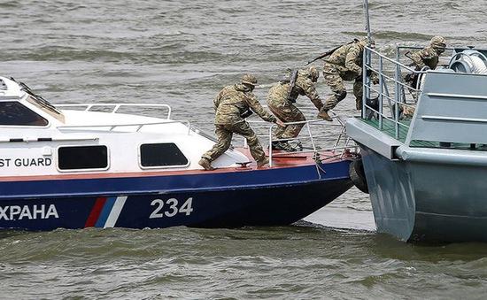Quan hệ Nga - Triều Tiên căng thẳng sau vụ tấn công tàu tuần tra
