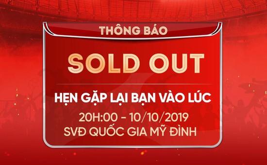 VFF khẳng định dành vé trận gặp ĐT Malaysia cho các hội cổ động viên Việt Nam