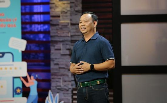 """Shark Tank Việt Nam: Dàn """"cá mập"""" sửng sốt vì bị startup """"phũ"""" không cần suy nghĩ"""
