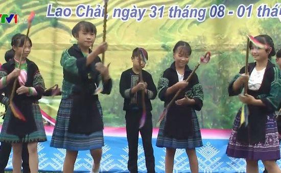 Niềm vui ngày Tết Độc lập của người dân vùng cao Lào Cai