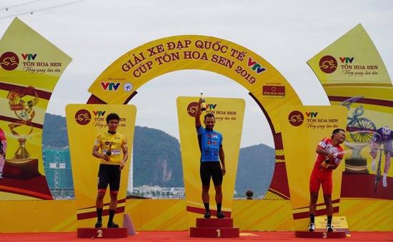Chặng 2 Giải xe đạp Quốc tế VTV Cúp Tôn Hoa Sen 2019: Parra Jordan về nhất!