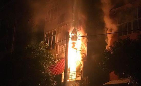 Cháy quán karaoke tại Bắc Ninh, một thợ chỉnh âm thanh tử vong