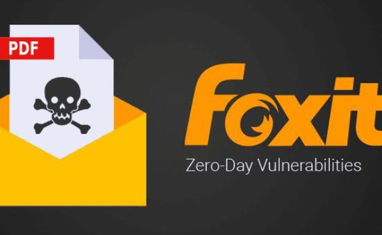 Hãng phần mềm Foxit PDF bị hacker tấn công