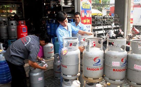 Giá gas giảm lần thứ 3 trong năm nay
