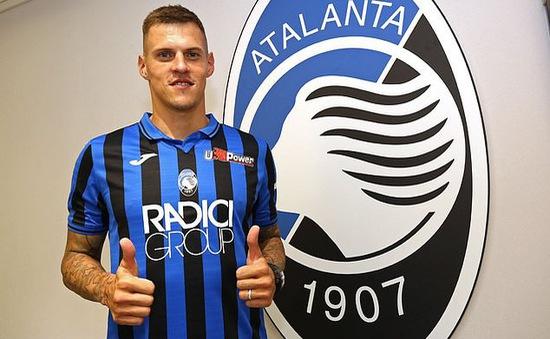 Martin Skrtel bất ngờ hủy hợp đồng với Atalanta
