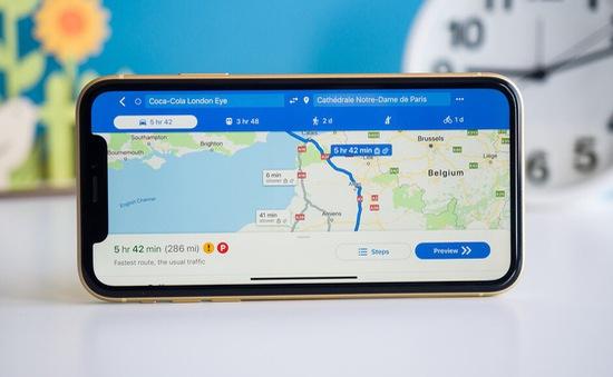 Google Maps tích hợp trợ lý ảo Siri, hỗ trợ chỉ đường qua CarPlay