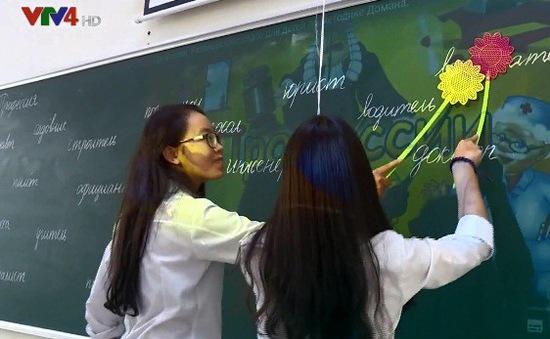 Đổi mới phương pháp dạy tiếng Nga ở Việt Nam
