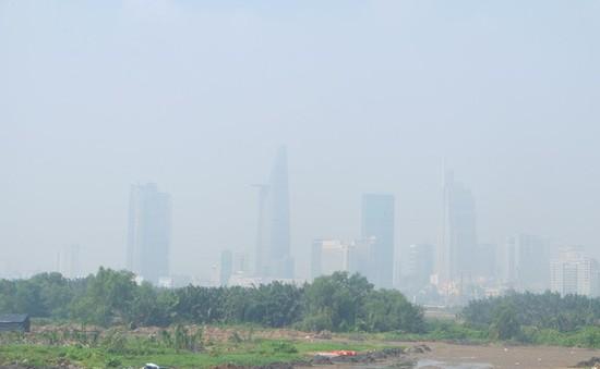 TP.HCM xuất hiện sương mù dày đặc