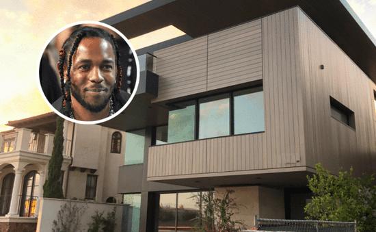 Kendrick Lamar bỏ gần 10 triệu USD mua nhà mới bên bờ biển