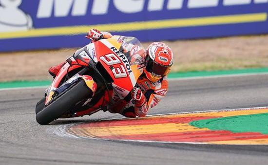 Marc Marquez vô địch GP Aragon