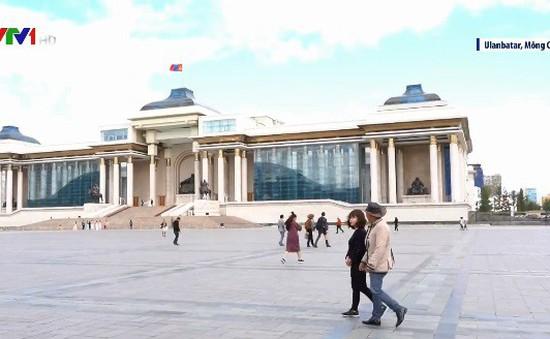Cộng đồng người Việt ở Mông Cổ