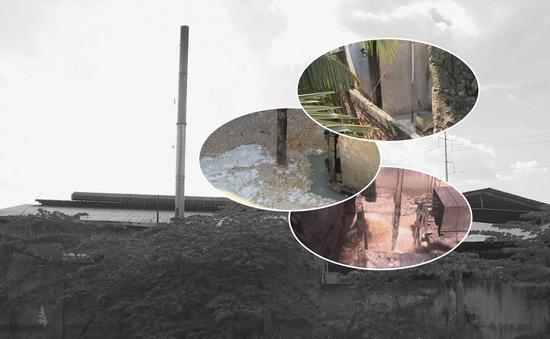 Chậm xử lý doanh nghiệp gây ô nhiễm trong khu dân cư