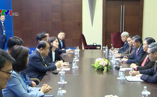 Việt Nam tăng cường hợp tác nghị viện với Campuchia và Hàn Quốc