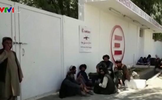 Không kích nhầm đám cưới ở Afghanistan, 40 người thiệt mạng