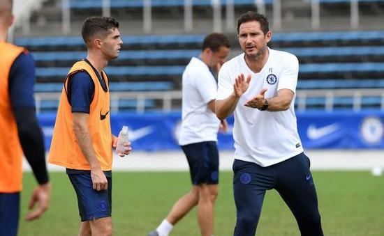 Frank Lampard đưa ra lời khuyên cho Christian Pulisic