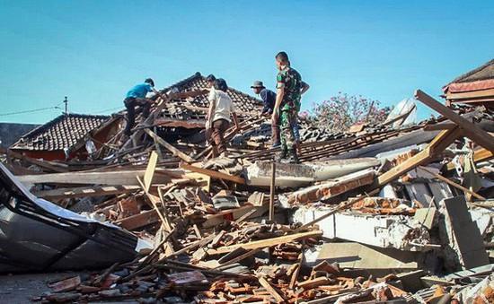 Động đất tại Indonesia: Không có cảnh báo sóng thần