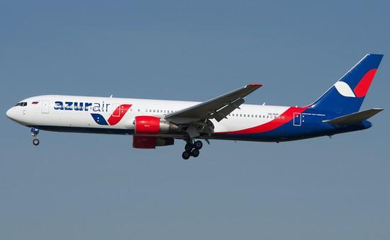 49 người bị thương trên chuyến bay từ Cam Ranh tới Barnaul, Nga