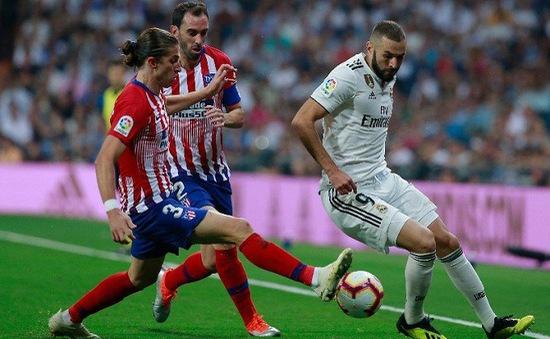 Lịch thi đấu, BXH vòng 7 La Liga: Derby Madrid, quyết định ngôi đầu