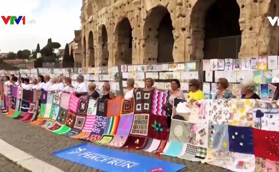 Triển lãm vì hòa bình lớn nhất thế giới