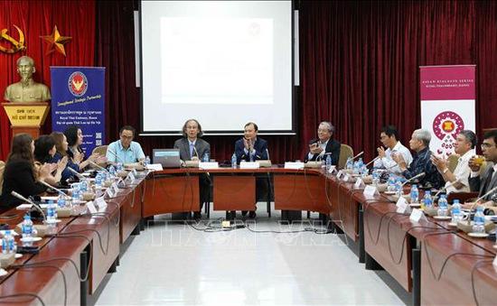 Tọa đàm nhiệm kỳ Chủ tịch ASEAN của Thái Lan và vai trò của ASEAN