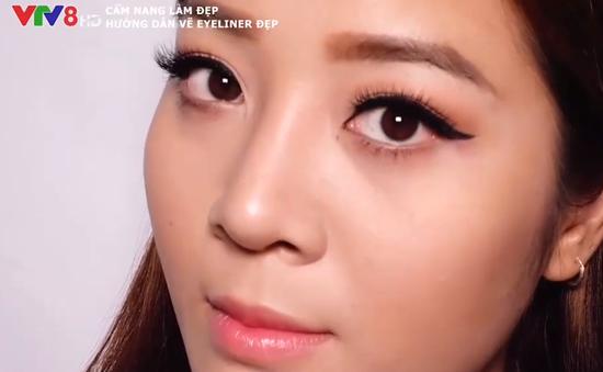 Bí quyết vẽ eyeliner đẹp cho người mới trang điểm