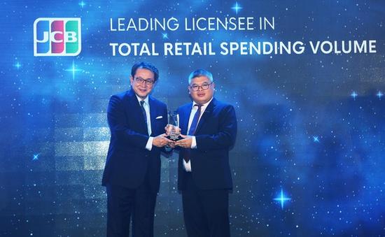 Thẻ Sacombank JCB tiếp tục dẫn đầu thị trường năm 2019