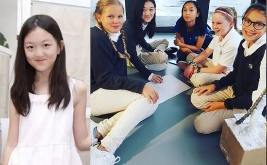 Ngôi trường con gái Vương Phi đang theo học: Không phải cứ có tiền là được nhận