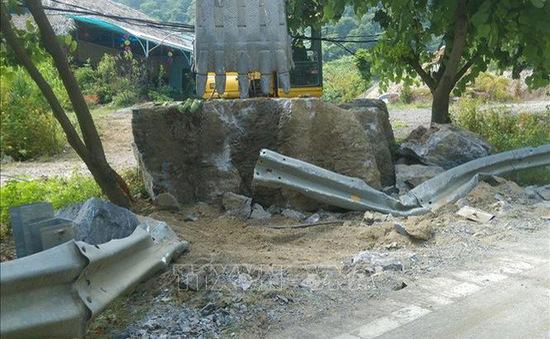Tạm dừng khai thác mỏ đá Mường Ảng, Điện Biên