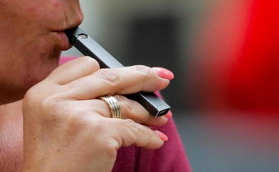 Cấm thuốc lá điện tử tại bang Washington