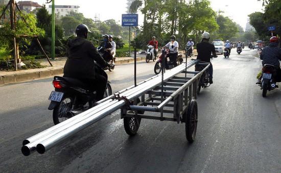 TP.HCM hỗ trợ người có xe 3 - 4 bánh tự chế thoát nghèo
