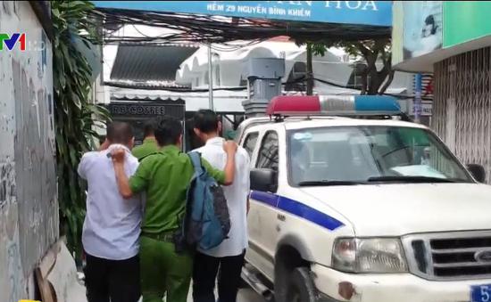 Trục xuất người chiếm giữ nhà 29 Nguyễn Bỉnh Khiêm, TP.HCM