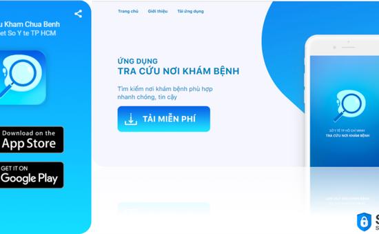 """TP.HCM: Triển khai ứng dụng """"Tra cứu nơi khám, chữa bệnh"""" trên điện thoại thông minh"""