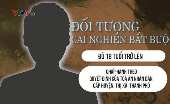 Hướng nghiệp cho học viên cai nghiện bắt buộc tại Việt Nam