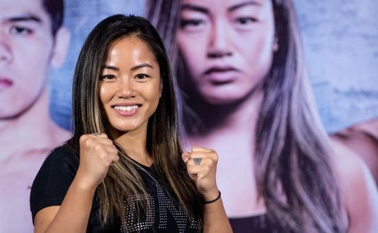 Nữ võ sĩ Bi Nguyễn: Tôi sẽ thắng knockout để làm quà tặng cho người hâm mộ Việt Nam