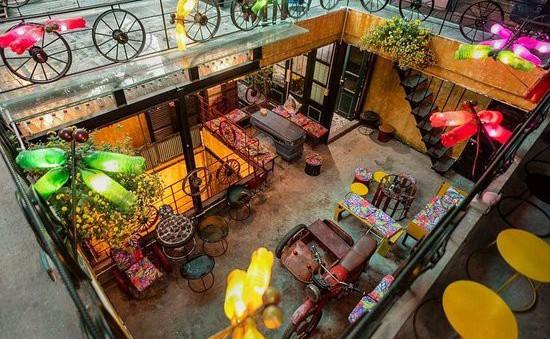 Hidden Gem - Quán cà phê tái chế giữa Thủ đô Hà Nội