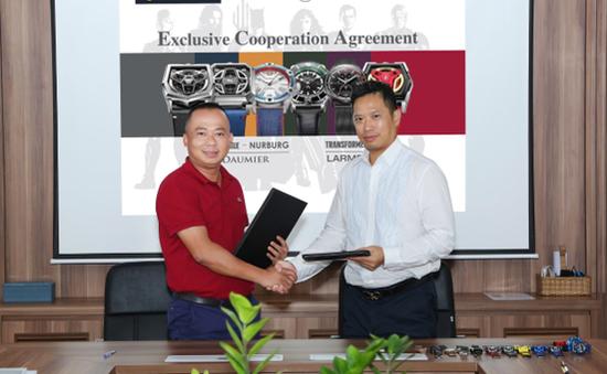 TGDĐ độc quyền mang bộ sưu tập đồng hồ bản quyền Liên Minh Công lý và Transformer về bán tại Việt Nam