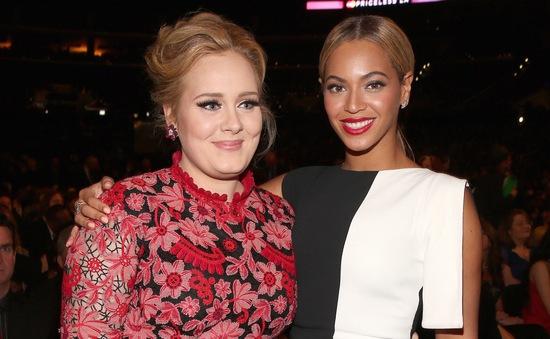 """Beyoncé và Adele bất ngờ """"bắt tay"""" tạo ra siêu phẩm mới"""