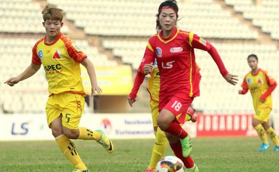 TP Hồ Chí Minh I vô địch giải bóng đá nữ VĐQG 2019 trước 1 vòng đấu