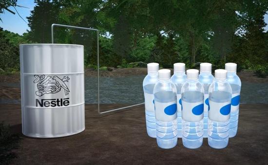 Nestle bị phản đối tại Mỹ