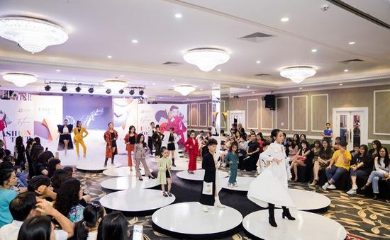 Những thiết kế ấn tượng tại Vietnam Kids Fashion Tour