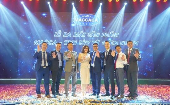 Ra mắt sữa hạt Macca Milk – sản phẩm từ hạt Macca