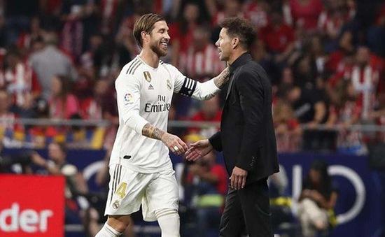 Sergio Ramos có thể bị phạt nặng vì xúc phạm trọng tài