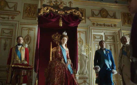 """Đón xem phim Nga """"Nữ hoàng Ekaterina đệ Nhị"""" trên VTV3"""